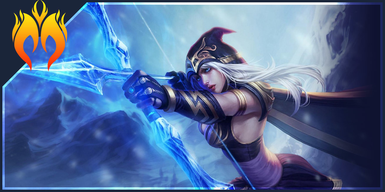 Ashe Build Guides League Of Legends Strategy Builds