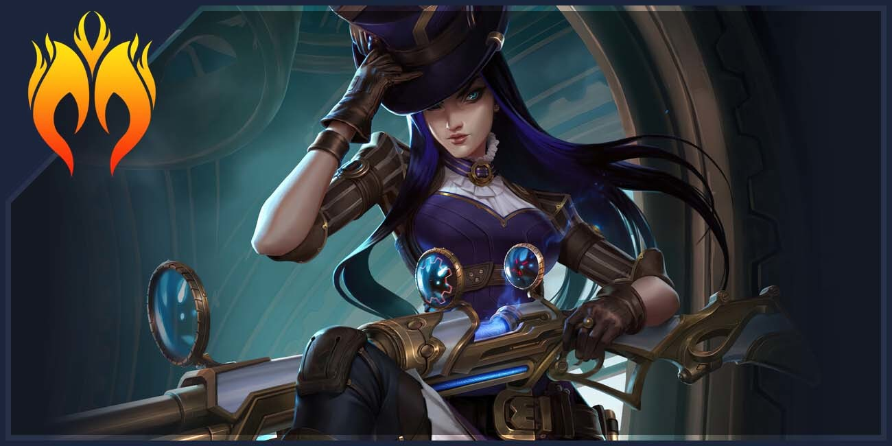 Caitlyn Build Guides League Of Legends Strategy Builds