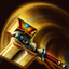 Jayce Ability: Mercury Cannon / Mercury Hammer