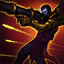 Jhin Ability: Curtain Call
