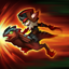 Kled Ability: Violent Tendencies