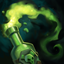 Singed Ability: Poison Trail