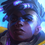 True Damage Ekko Skin
