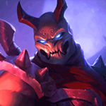 Blood Moon Shen Skin