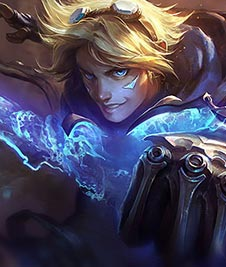 Ezreal build guides