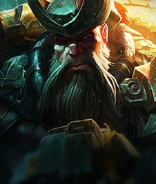 Gangplank build guides