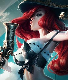 Miss Fortune build guides