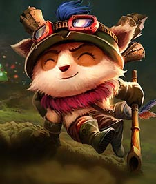Teemo build guides