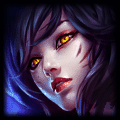Ahri using Athene's Unholy Grail