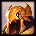 Conquering Sands is used by Azir