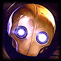 Fazylucker recently played Blitzcrank