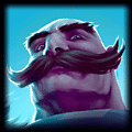 Tristana is best against Braum
