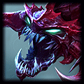 Carnivore is used by Cho'Gath