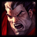 Szaku recently played Darius