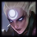 Diana using Mejai's Soulstealer