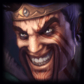 Draven Win Percentage