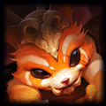 Gnar in Tier 2