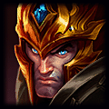 Rugart recently played Jarvan IV