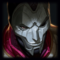 Curtain Call is used by Jhin
