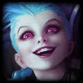 Aeide recently played Jinx
