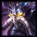 Fnatic xPeke's top champion Kassadin