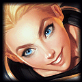 Jony recently played Lux