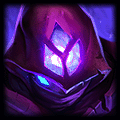 Morgan Feedman recently played Malzahar