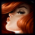 Miss Fortune Win Percentage