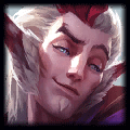 Fey Feathers is used by Rakan