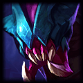 Shyvana is best against Rek'Sai