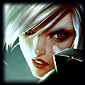Rugart recently played Riven