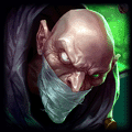 Singed using Athene's Unholy Grail
