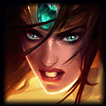 On The Hunt is used by Sivir