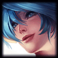 Sona using Athene's Unholy Grail