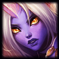 Soraka using Athene's Unholy Grail