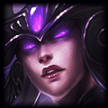 Syndra using Athene's Unholy Grail