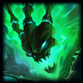 Thresh using Athene's Unholy Grail