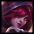 Xayah in Tier 17