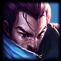 Tristana is best against Yasuo