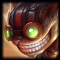 Jony recently played Ziggs
