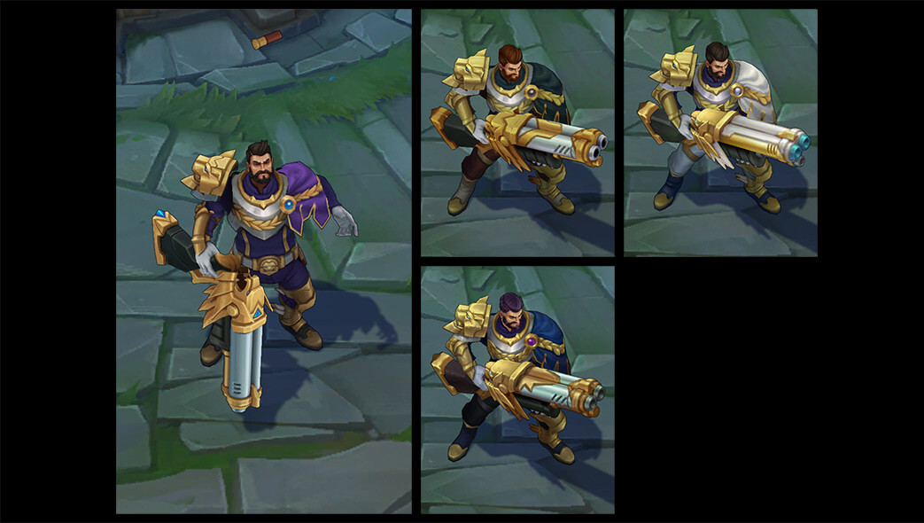 Victorious Graves :: League of Legends (LoL) Champion Skin on MOBAFire