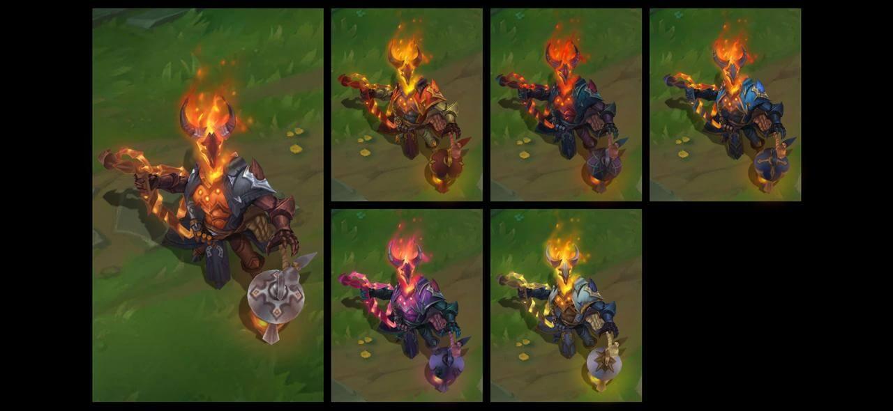 High Noon Thresh League Of Legends Lol Champion Skin On Mobafire