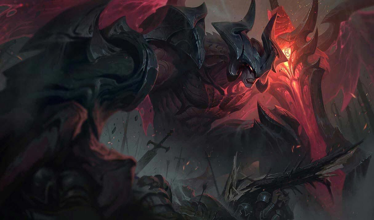 Create a Aatrox Build Guide