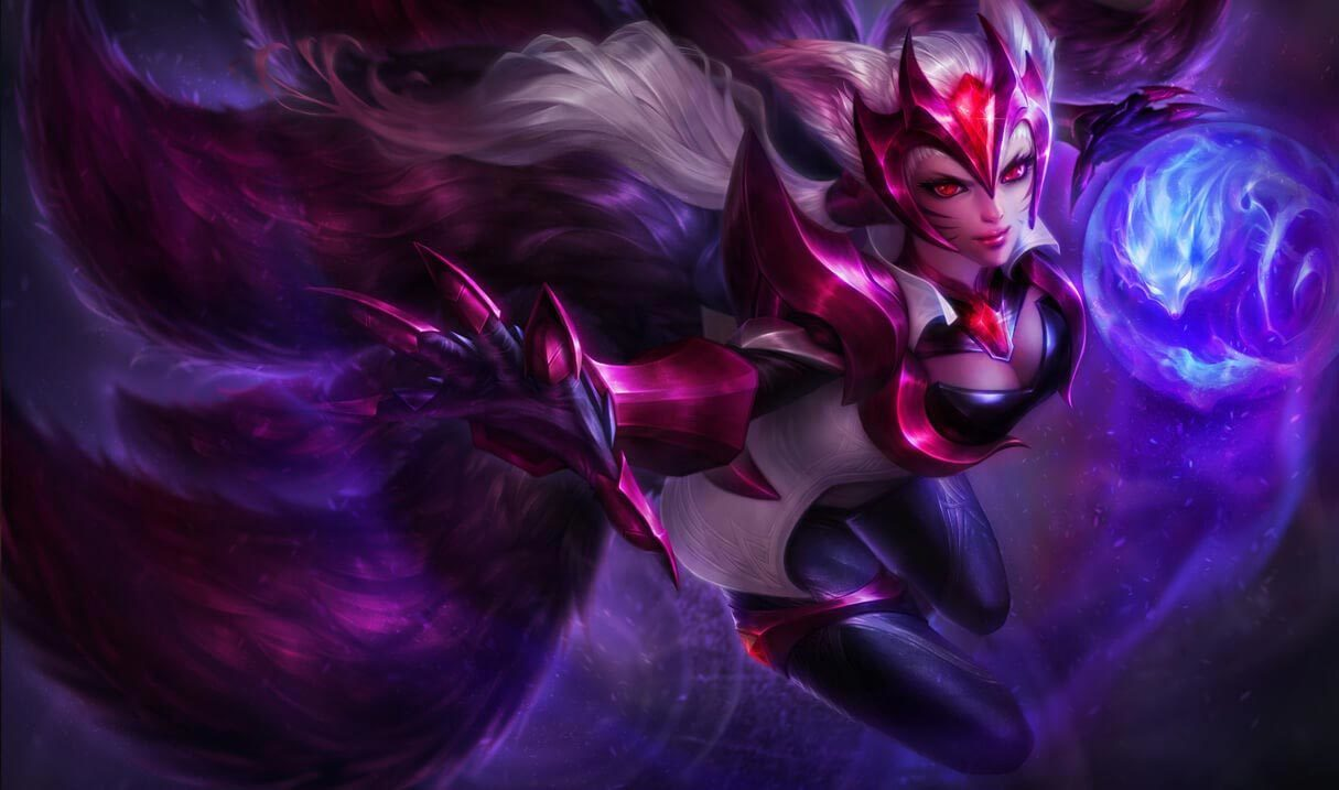 Challenger Ahri :: League of Legends (LoL) Champion Skin ...