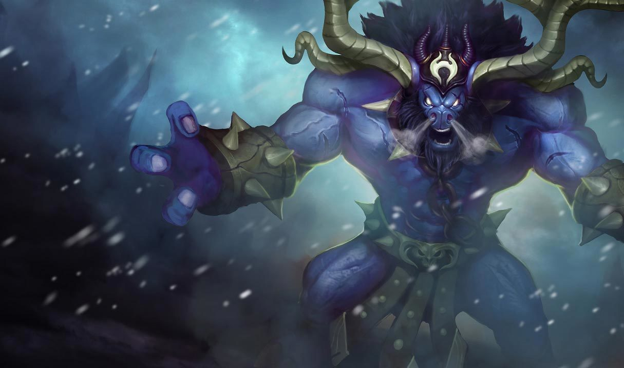 Alistar Guide League Of Legends Alistar Strategy Build Guide On