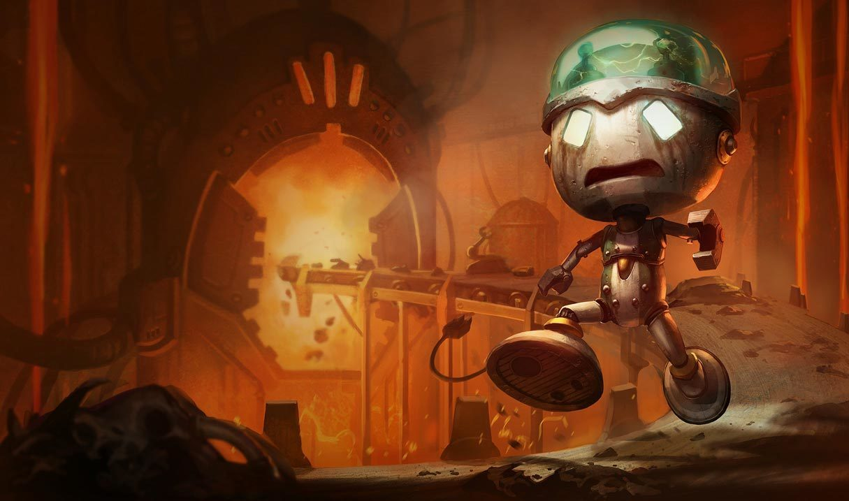 Create a Amumu Build Guide