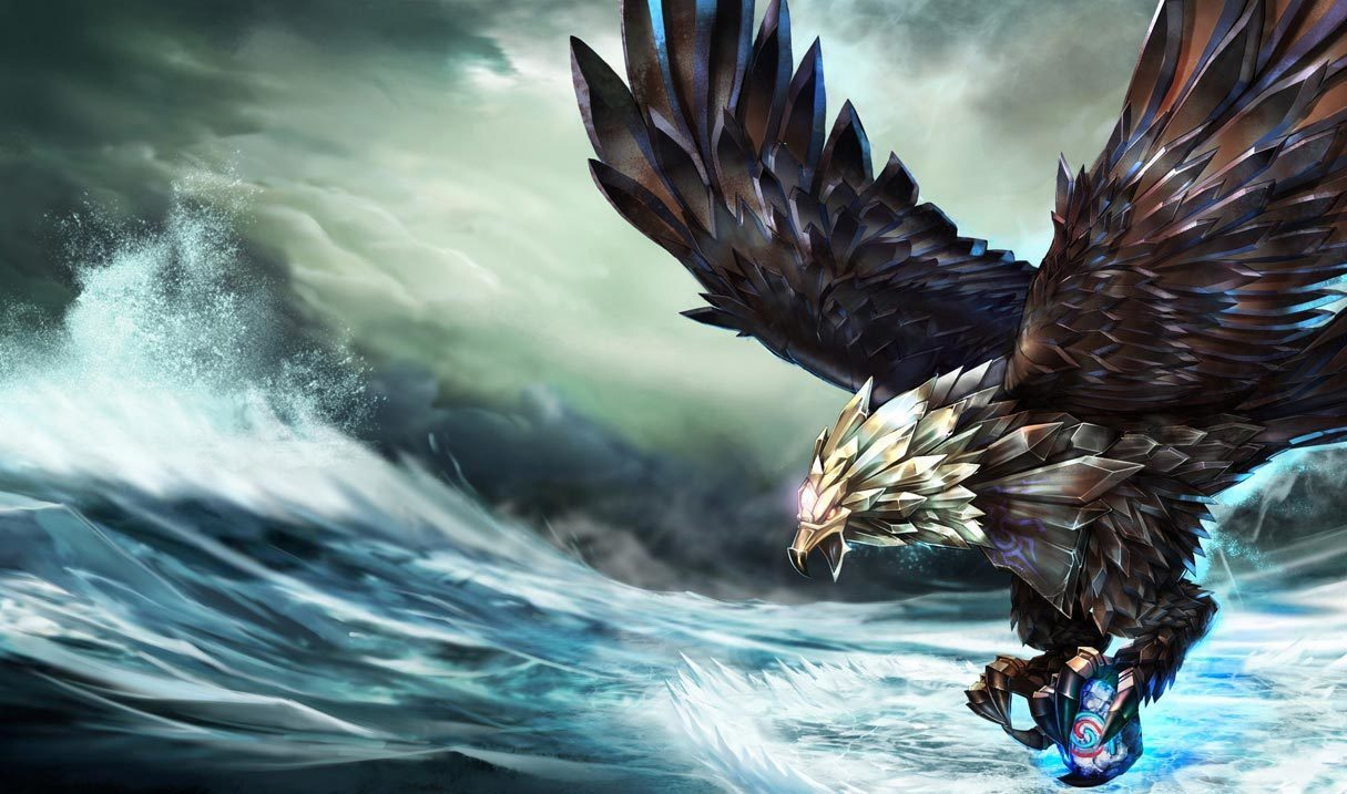 Bird of Prey Anivia