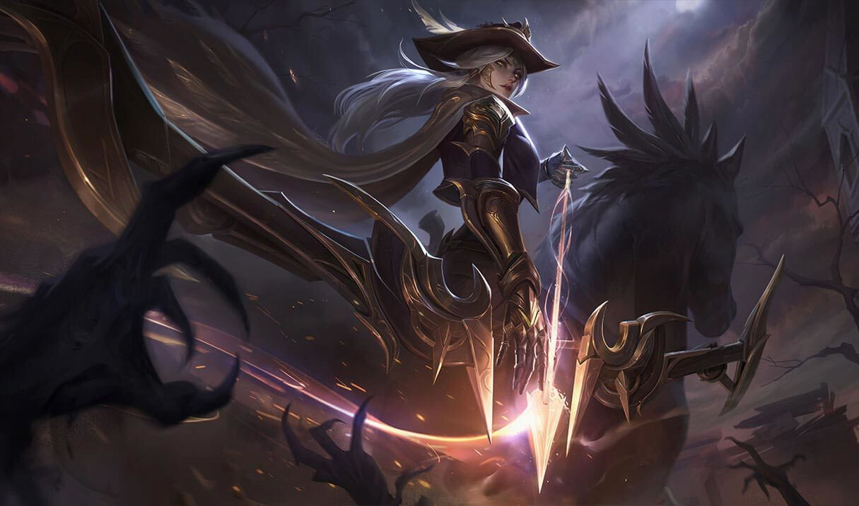 High Noon Ashe Landscape Skin