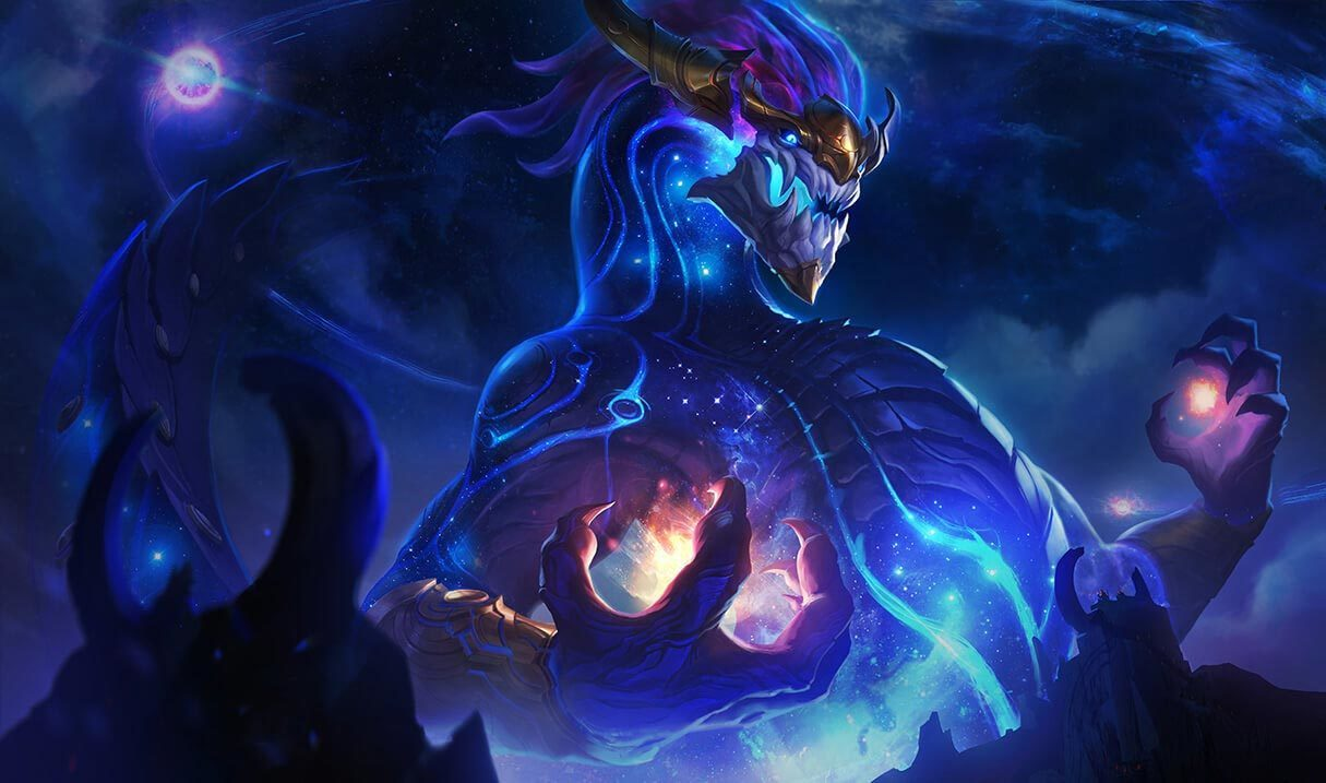 Create a Aurelion Sol Build Guide
