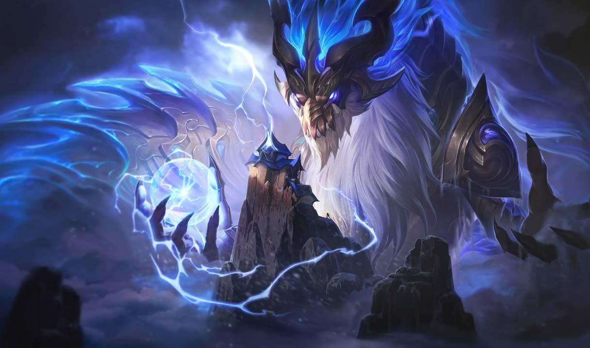 Aurelion Sol Skins & Chromas :: League of Legends (LoL)